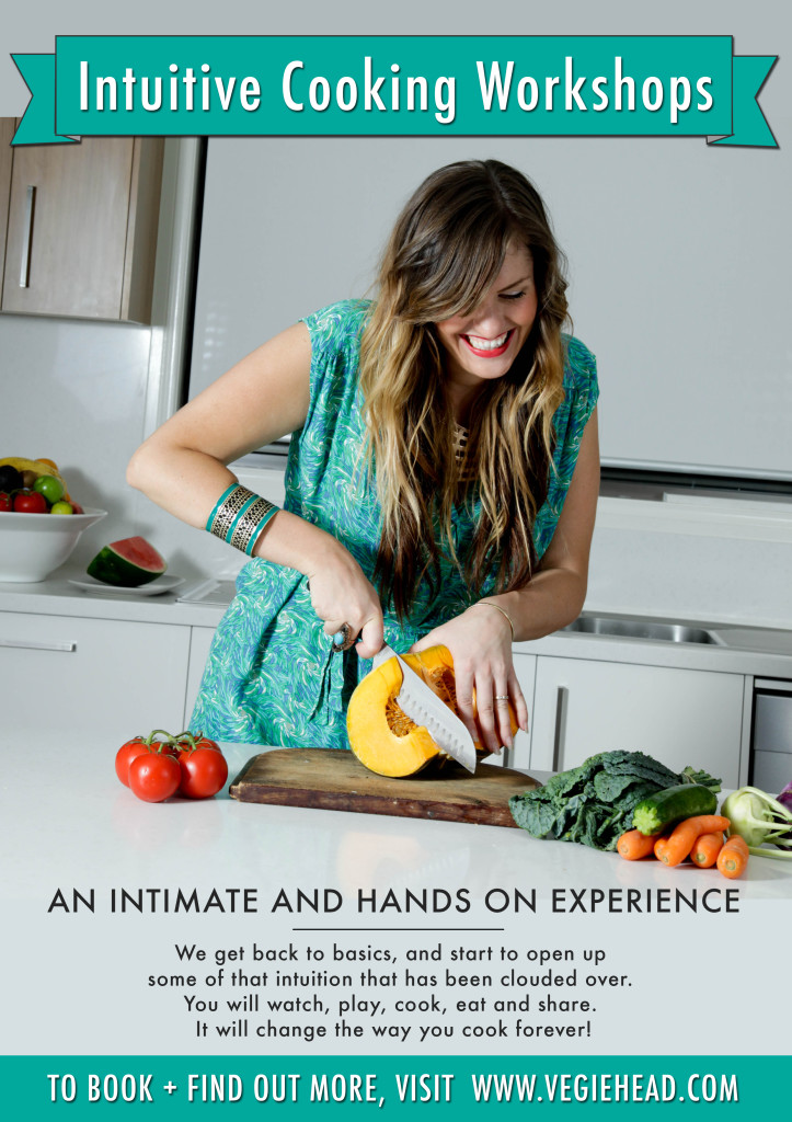 Adele Intuitive Cooking Workshops